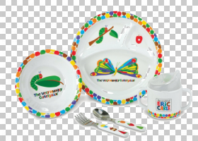卡通儿童,材料,餐具,埃里克・卡尔,叉子,盘子,三聚氰胺,碗,吸管杯