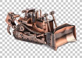 毛毛虫卡通,机器,建筑设备,金属,车辆,建筑工程,卡特彼勒D8,挖掘