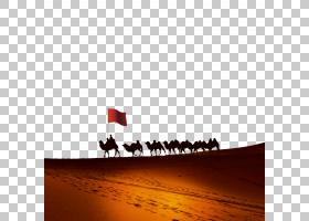 天空背景,景观,天空,旱作,模板,沙丘,ERG,绿洲,骆驼,沙漠,Djanet,