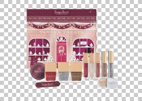 圣诞礼物卡通,光泽,嘴唇,香水,口红,唇彩,坦尼娅・伯尔(Tanya Bur图片