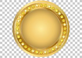 肥皂卡通,黄铜,圆,椭圆形,黄色,金属,帮助,奖项,礼品卡,礼物,钉子图片
