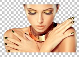 脸部卡通,珠宝首饰,手,时装模特,手指,指甲护理,脖子,嘴唇,脸颊,图片