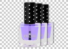 指甲油指甲油,指甲护理,健康美容,健康状况,钉子,紫罗兰,丁香,紫图片