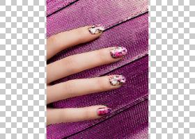 剪刀卡通,洋红色,指甲护理,丁香,紫罗兰,手指,蓝色,紫色,手模型,