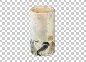 猫卡通,杯子,卷,Angelurnscouk,火化,瓷器,散射,管子,闭合,花瓶,