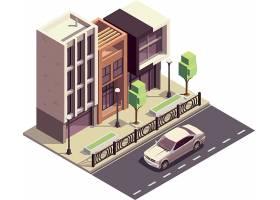 城市建筑景观