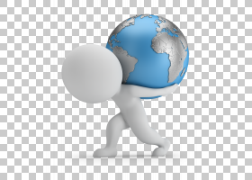 3D小人免扣素材图片