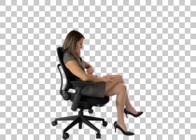 坐着的人3图片