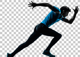 奔跑的男人14图片
