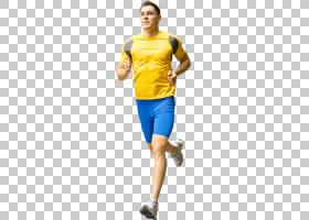 奔跑的男人20图片