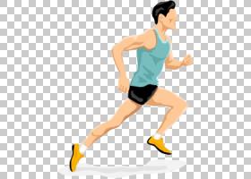 奔跑的男人22图片