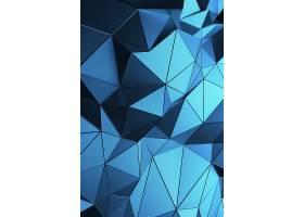 彩色玻璃晶格科技背景