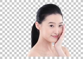 女性美容美体面部管理SPA