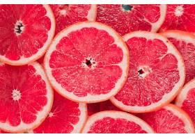 切片的红柚