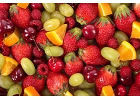 新鲜的水果合集