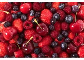 树莓草莓樱桃蓝莓