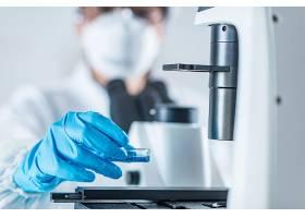 显微镜观察细胞容器