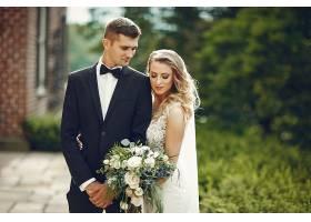 西式浪漫婚纱摄影