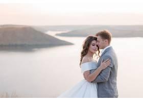 西式浪漫婚纱摄影写真图