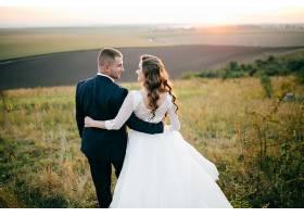 西式浪漫婚纱照