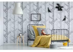 创意时尚儿童森林系童心浪漫房间设计