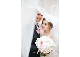 西式婚纱照