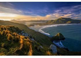 地球,海岸线,海岸,海洋,海,风景,壁纸,