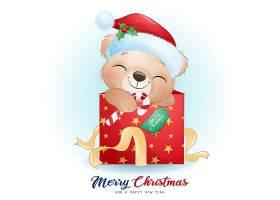 圣诞节插图