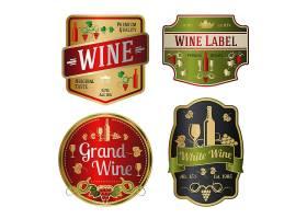 啤酒主题标签标贴设计