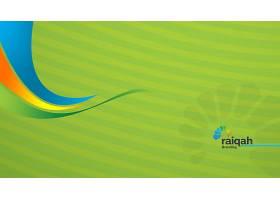 绿色互联网科技主题系统banner背景
