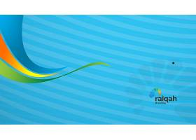 蓝色互联网科技主题系统banner背景