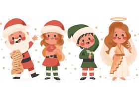 圣诞节角色