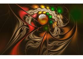 抽象,3D,壁纸,(14)
