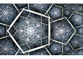 抽象,不规则碎片形,CGI,数字的,艺术,3D,壁纸,(1)