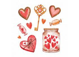 情人节爱心素材