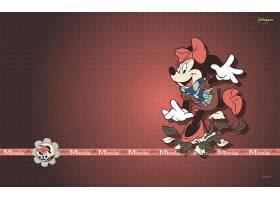 电影,迪斯尼,米妮,老鼠,壁纸,(2)