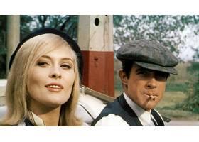 电影,漂亮的,和,克莱德,菲伊,逃跑,沃伦,贝蒂,壁纸,