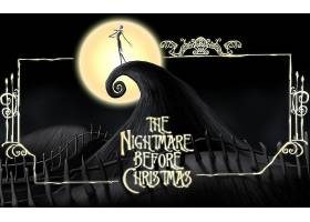 电影,可怕的,以前,圣诞节,壁纸,(2)