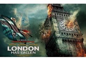 电影,伦敦,有,落下的,壁纸,(1)
