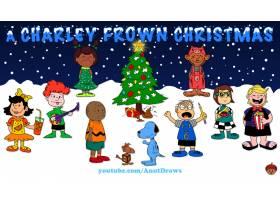电影,A,查理,棕色,圣诞节,壁纸,
