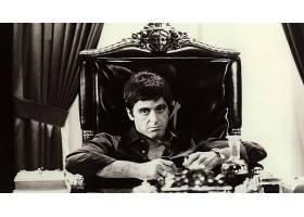 电影,疤脸,Al,Pacino,壁纸,(1)