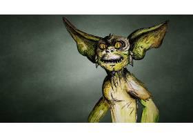 电影,Gremlins,壁纸,(1)