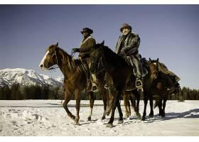 电影,Django,释放,杰米,Foxx,克里斯托夫,旋转,马,壁纸,