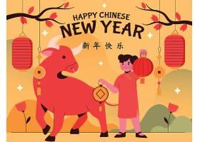 多彩的中国新年2021年图片