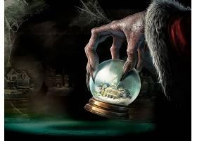 电影,坎卜斯,黑暗,艺术的,幻想,手,雪,地球,冬天的,壁纸,