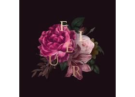 花卉徽章_4121948