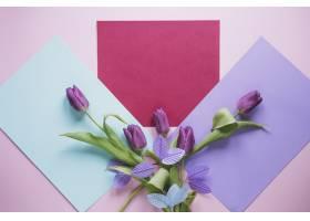母亲节作文有三页纸和玫瑰花_1957829