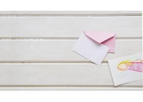 带信封和版面的母亲节作文_2021898