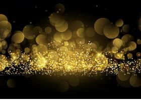 闪闪发光的金色背景_2857651