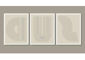 简单化线条艺术设计的壁画收藏_13219287